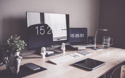 16 Ideen & Tipps für das erfolgreiche Arbeiten im Homeoffice